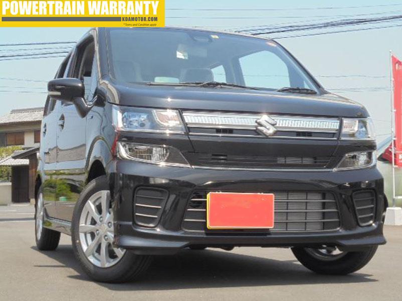 2017 Suzuki Wagon R Hybrid Fz Safety Package